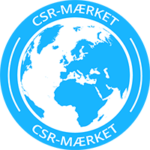 CSR Mærket logo